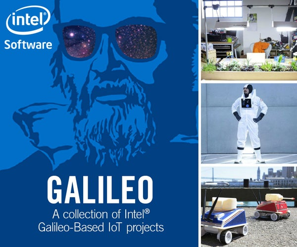 COLLECTION | Intel® Galileo Projects
