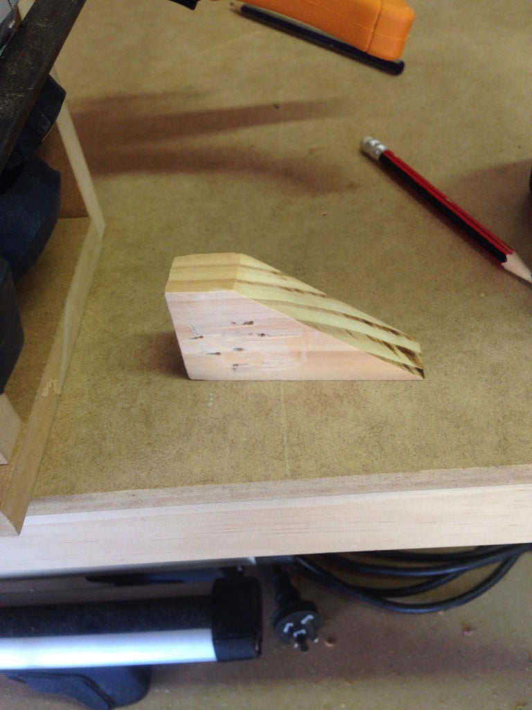 Mounting the Reference Block