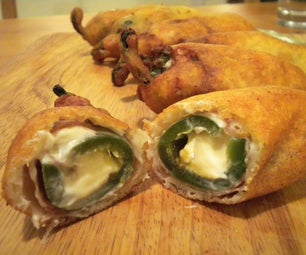 Pancake-battered Sweet & Spicy Jalapeno Poppers