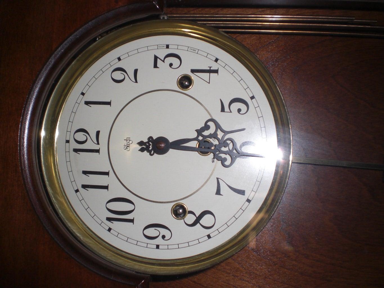 Clock Reset
