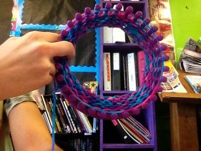 Knit Again