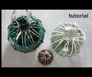 WIKarts: Make Suspended Glass Fishing Floats & Gazing Globes