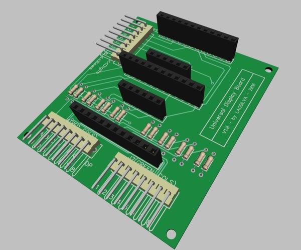 Universal LED Display Board