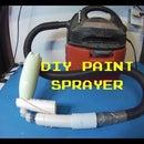 DIY Paint Sprayer From Plastic Bottle