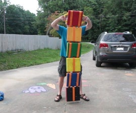 Giant Jacob's Ladder Toy