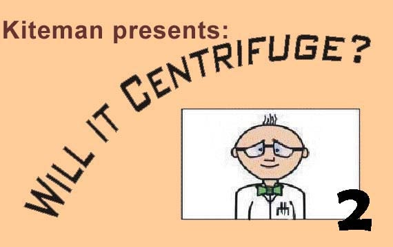 Will It Centrifuge? (part 2 - Blood!)