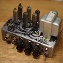 An Ultra Low Wattage, High Gain Tube Amplifier