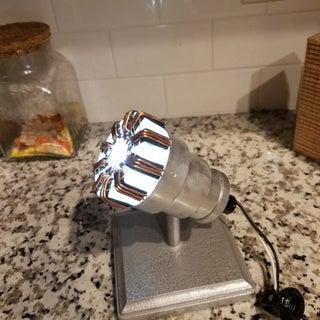 DIY Iron Man MK1 Arc Reactor