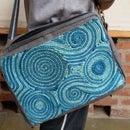 Wavy Laptop Bag!