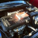 How to replace the engine air filter on the Hyundai Tiburon 2008