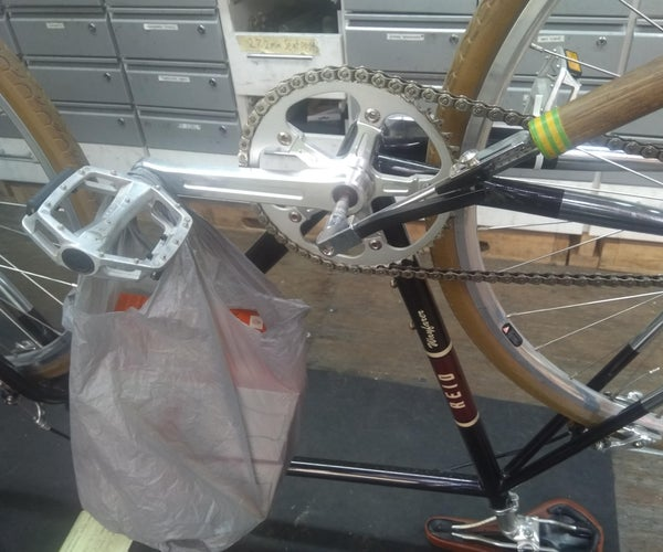 Torque Test / Calibration Using Bicycle Cranks