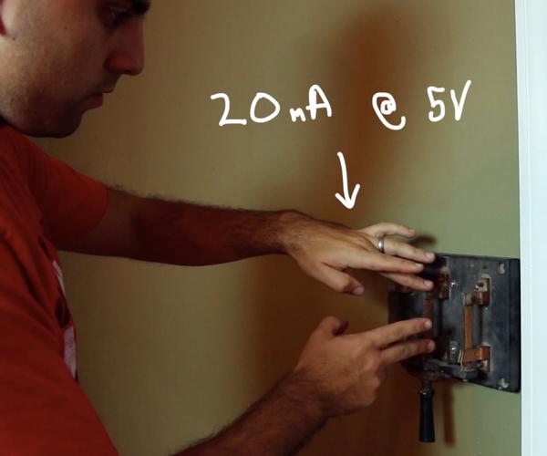 DIY Functional Frankenstein Light Switch