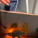 Dinosaur Night Lamp