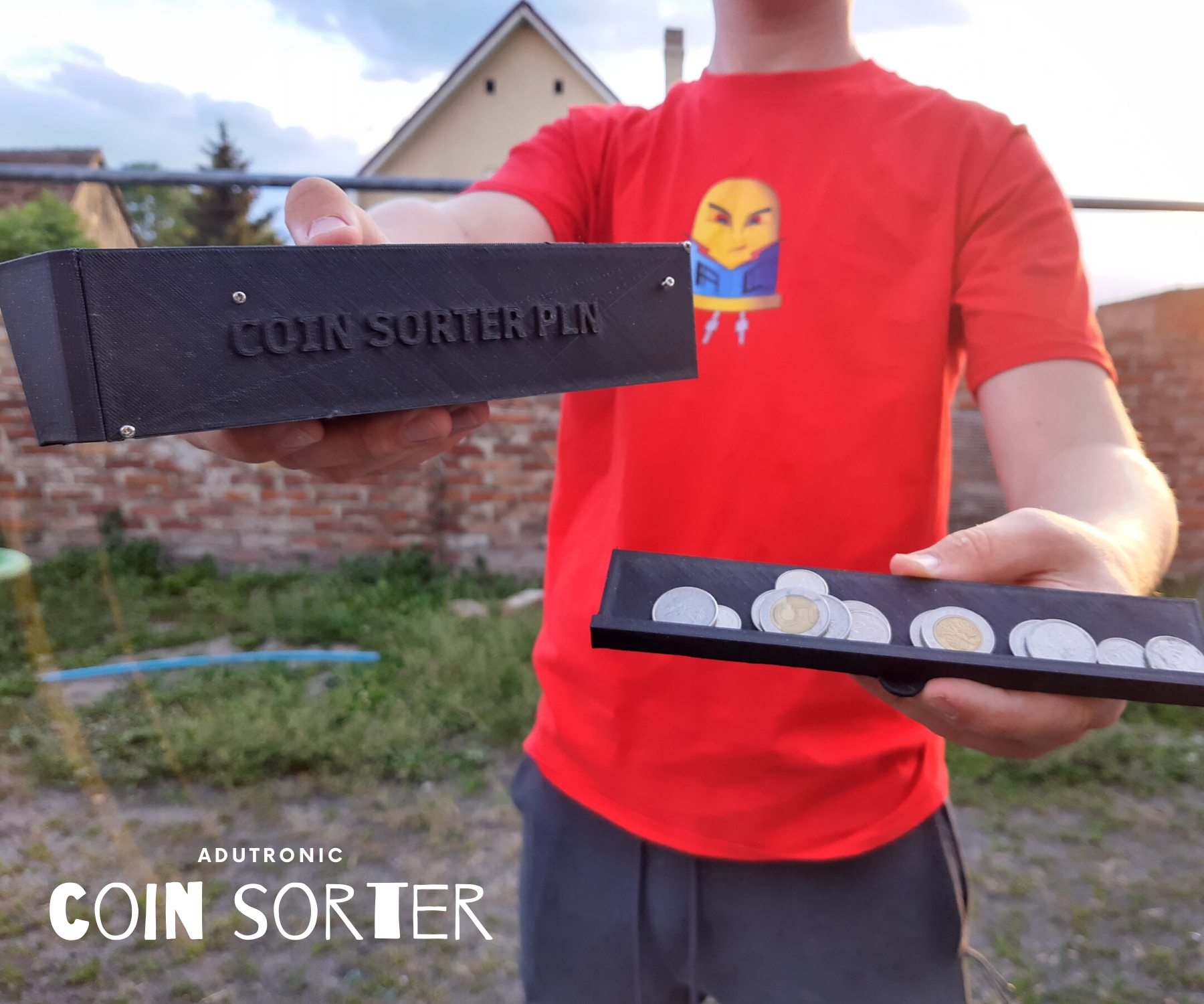 How to Make a Coin Sorter
