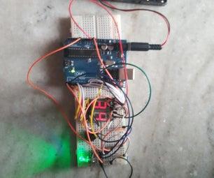 DIY Room Temperature Detector