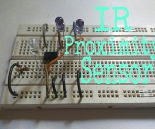 IR Proximity Sensor.