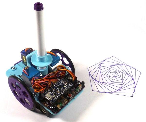 Open Source Turtle Robot (OSTR)