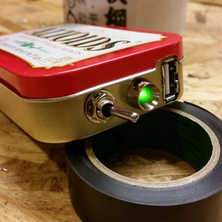 Make a USB IPhone IPod Charger on the Cheap!