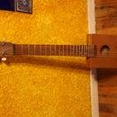 My Cigar Box Guitar (with cigar box amp)