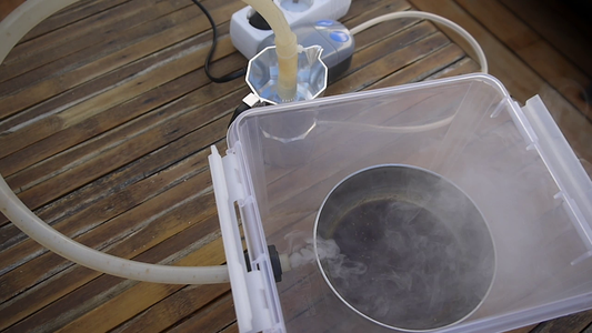 Build a Cheap Mini Cold Smoker With a Coffee Maker