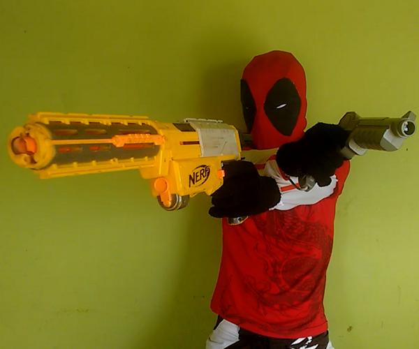 Mask Deadpool