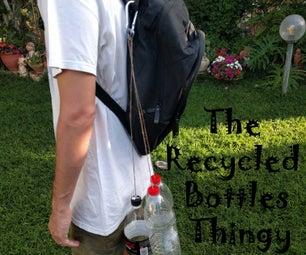 回收的瓶子里的东西