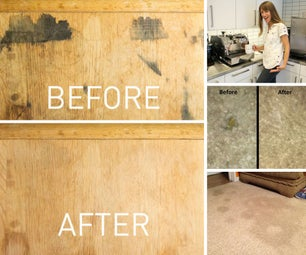 Stain Removing Hacks for the Most Annoying of Stains