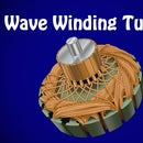 Wave Winding Drawing