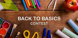 Back to Basics Contest