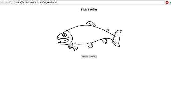 Internet Controlled Fish Food Feeder