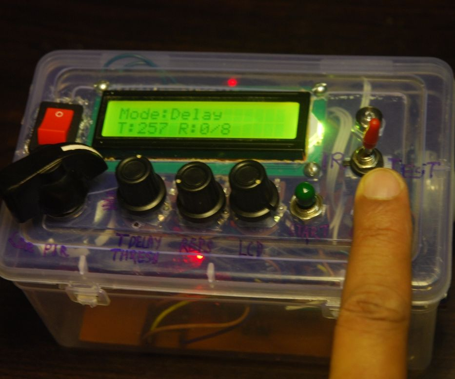 Multi-Functional DSLR Remote Control