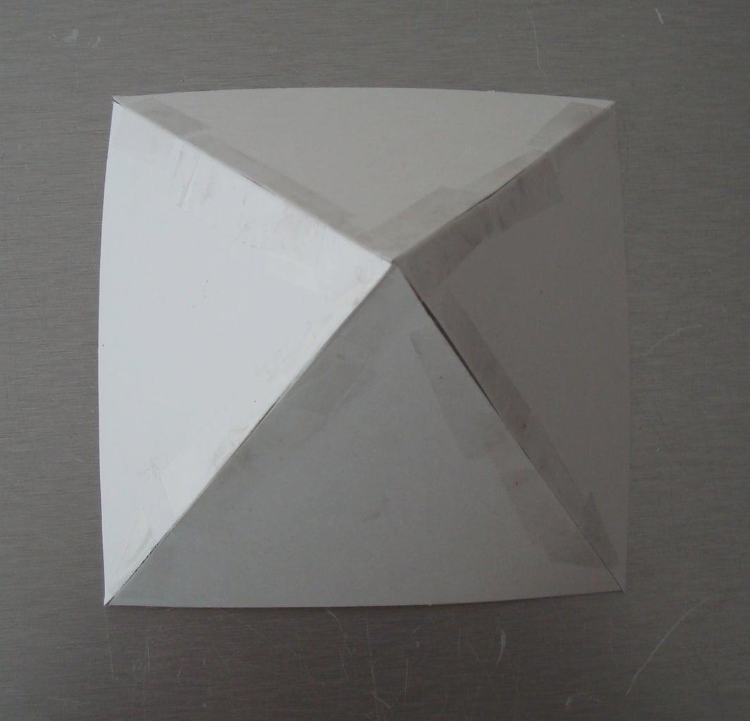 Tape or Glue Together