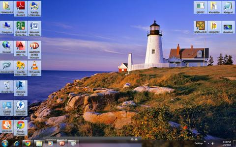 Take Screen Short of Google,your Desktop,etc(use the Key Combination   ALT+PRT SCR)