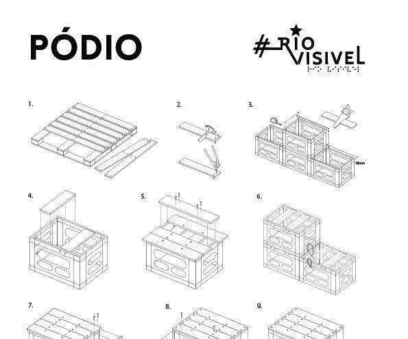 #RioVisivel - Build Your Own Podia