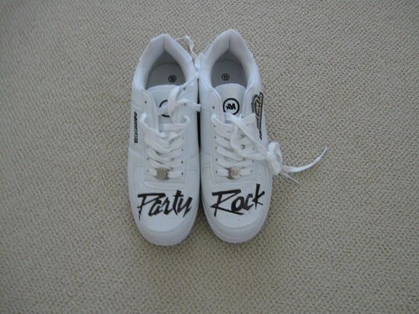 LMFAO Party Rock Shoes!