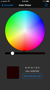 Download the Software to Control Lighting