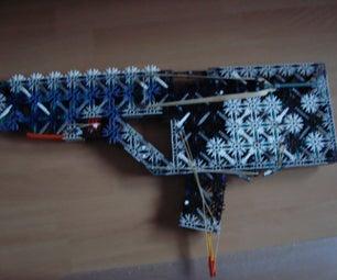 Cool Bas3's Bullpup Rifle