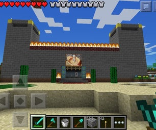 My Awesome Minecraft Castle