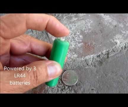 Handlebar End Blinky LED