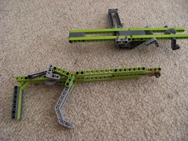 2 Simple Lego Technic Guns