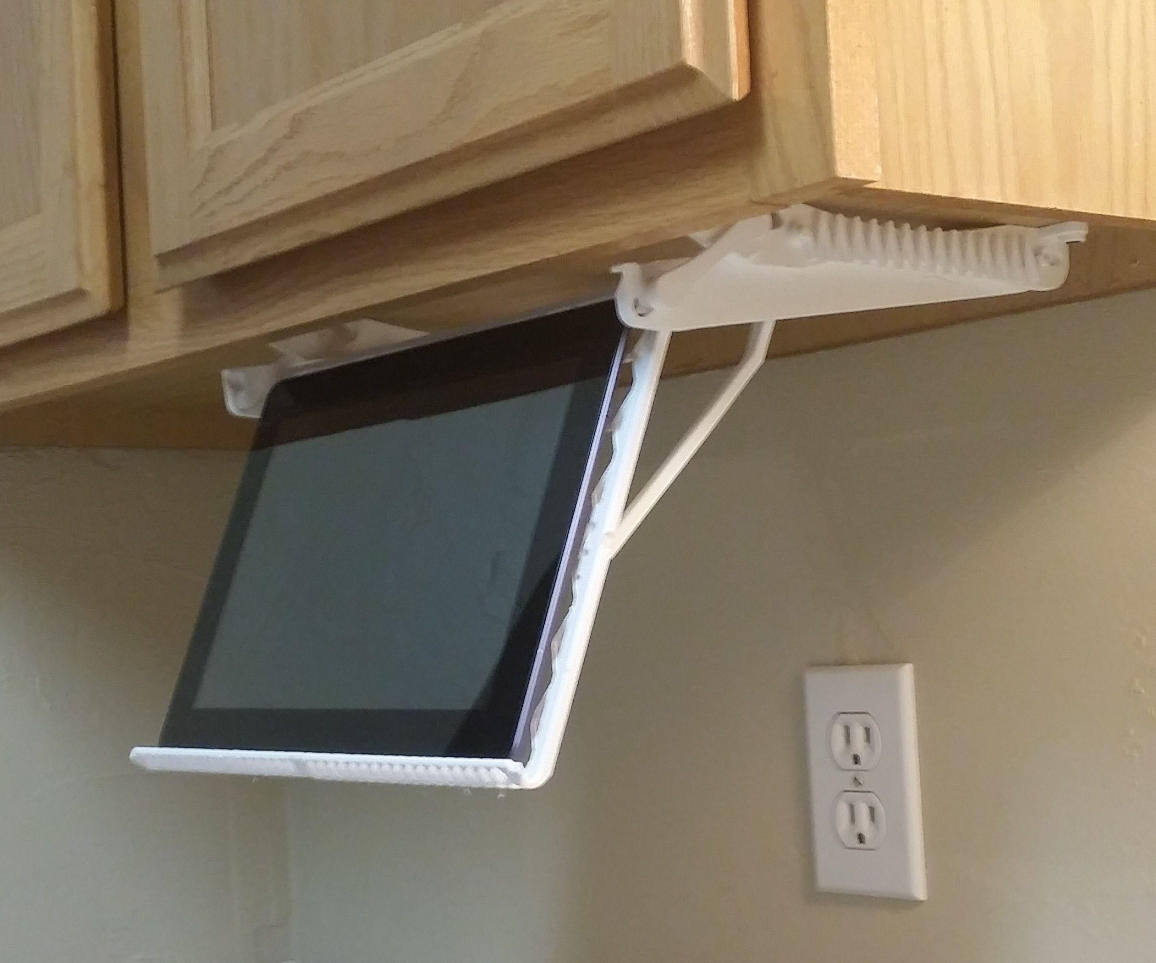 3D Printed Tablet Hider/holder