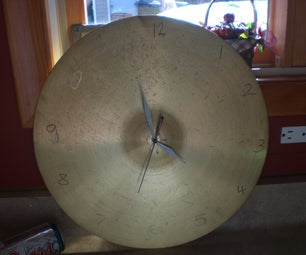Cymbal Clock REVISED