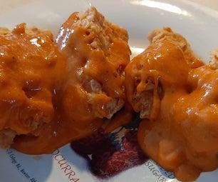 Spicy Garlic Buffalo Sauce (Buffalo Wild Wings Copycat)