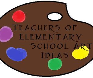 Teachers of Elementary School Art Ideas