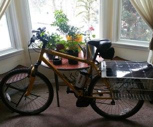 Sun Basket: Universal Solar Bike Upgrade