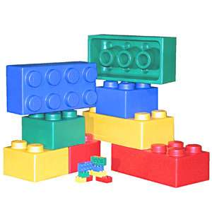 How to Make and Buy Your Own Giant Legos