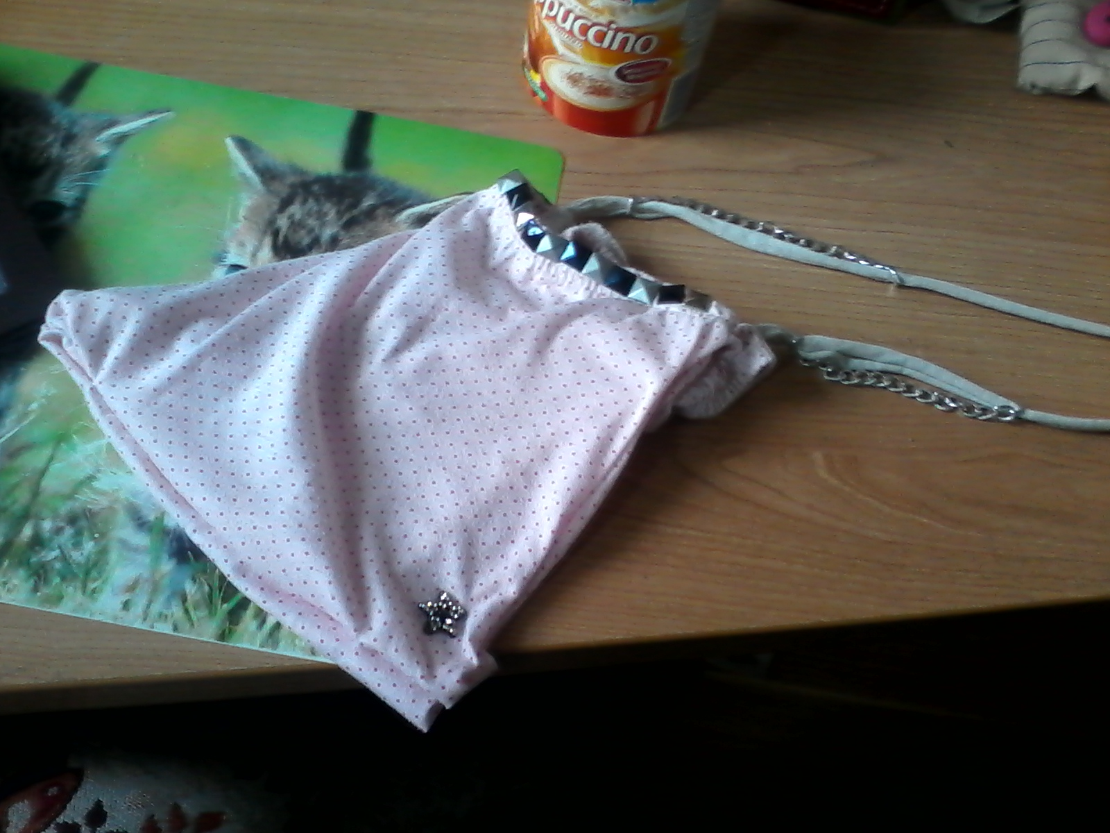 How to recycle old shorts for create a bag