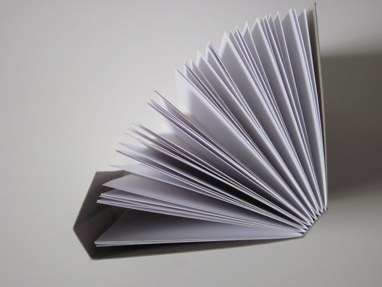 Handbound Notebook/Sketchbook - Longstitch Binding