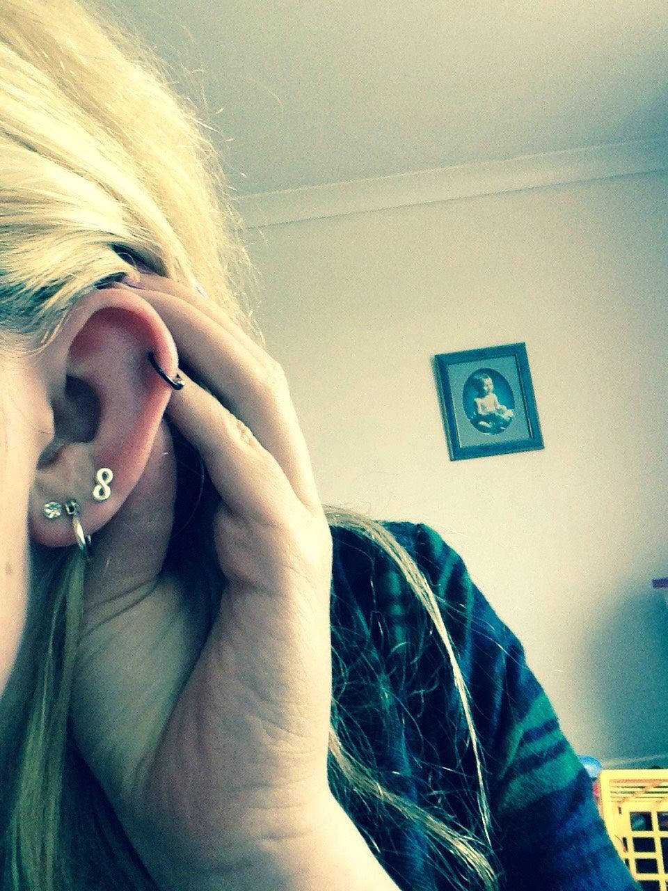 Ear Piercing Help
