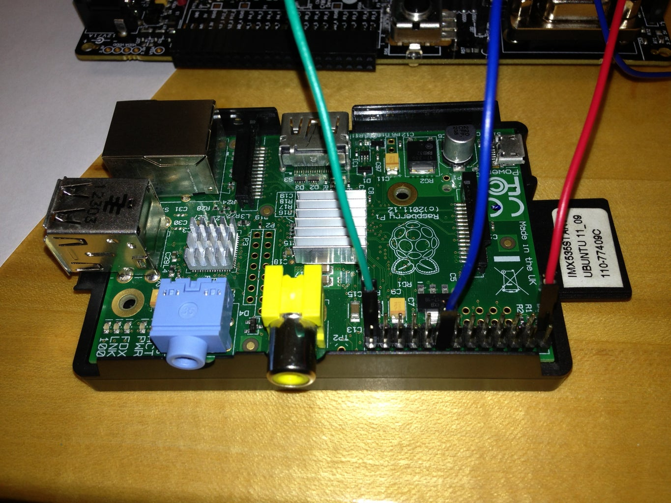 Connect Your Pi